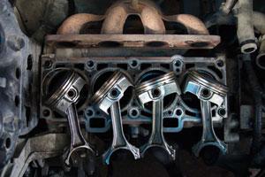 Двигатель дымит