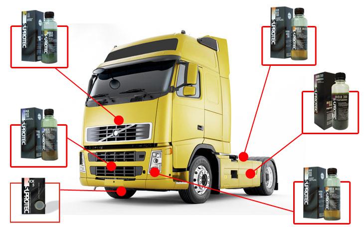грузового автомобиля