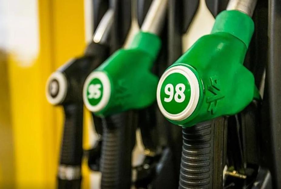 Заправка бензином АИ-98