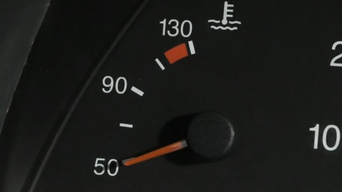 Нормальная температура двигателя 90 градусов