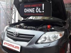 Бренд Atomium на автовыставке во Франкфурте