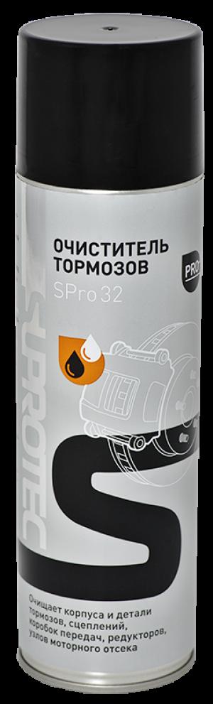"""Очиститель тормозов СУПРОТЕК """"PRO SPro 32"""""""