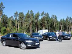 SUPROTEC поддержал соревнования водителей президента