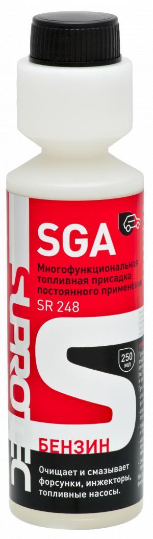 """Многофункциональная очищающая присадка в бензин СУПРОТЕК """"SGA"""" (СГА)"""