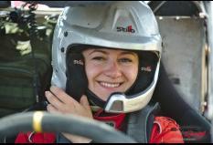 Опарина Мария. Пилот багги Suprotec racing