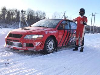 Экипаж Suprotec Racing стартует в Лахденпохье
