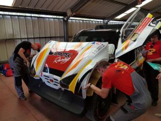 Команда Suprotec Racing испытает технологию «Супротек» в Португалии