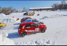 Супротек автоспорт. Ледовые трековые гонки.