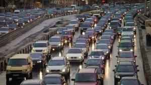 Пробки губят автомобиль! Температура двигателя и масла при высоких нагрузках