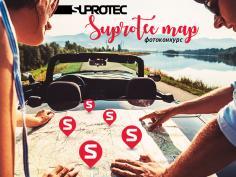 Рисуем карту SUPROTEC вместе