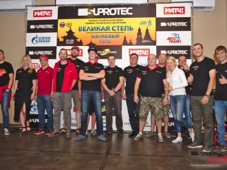 Команда Suprotec Racing – чемпион России